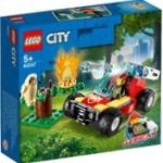 Lego City O'rmon o't o'chiruvchilari Konstruktori 60247