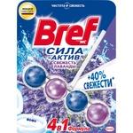 Чистящее средство Bref сила актив туалетный блок 50г