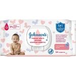 Johnson's Baby nozik g'amxo'rlik namlangan salfetkalari 64 dona