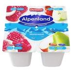 Йогурт Ehrmann Alpenland малина-яблоко-груша 2.5% 95г