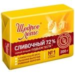 Qaymoq ta`mli Щедрое Лето margarini 72% 200gr