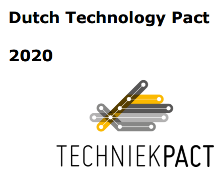 Dutch Technology Pact 2020 Report