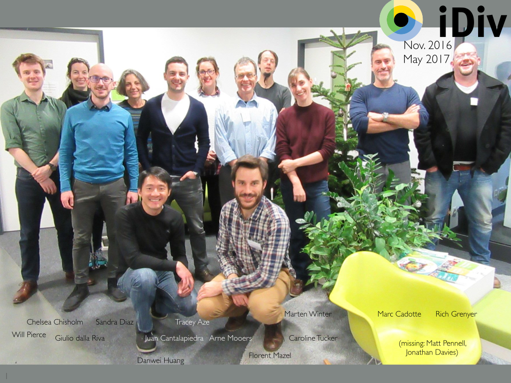 Figure 2. The working group during the second meeting in Leipzig