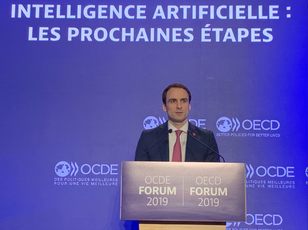 Hosted Policy By Artificial Future Ideas Shape Next Oecd The Network Intelligence Steps Forum