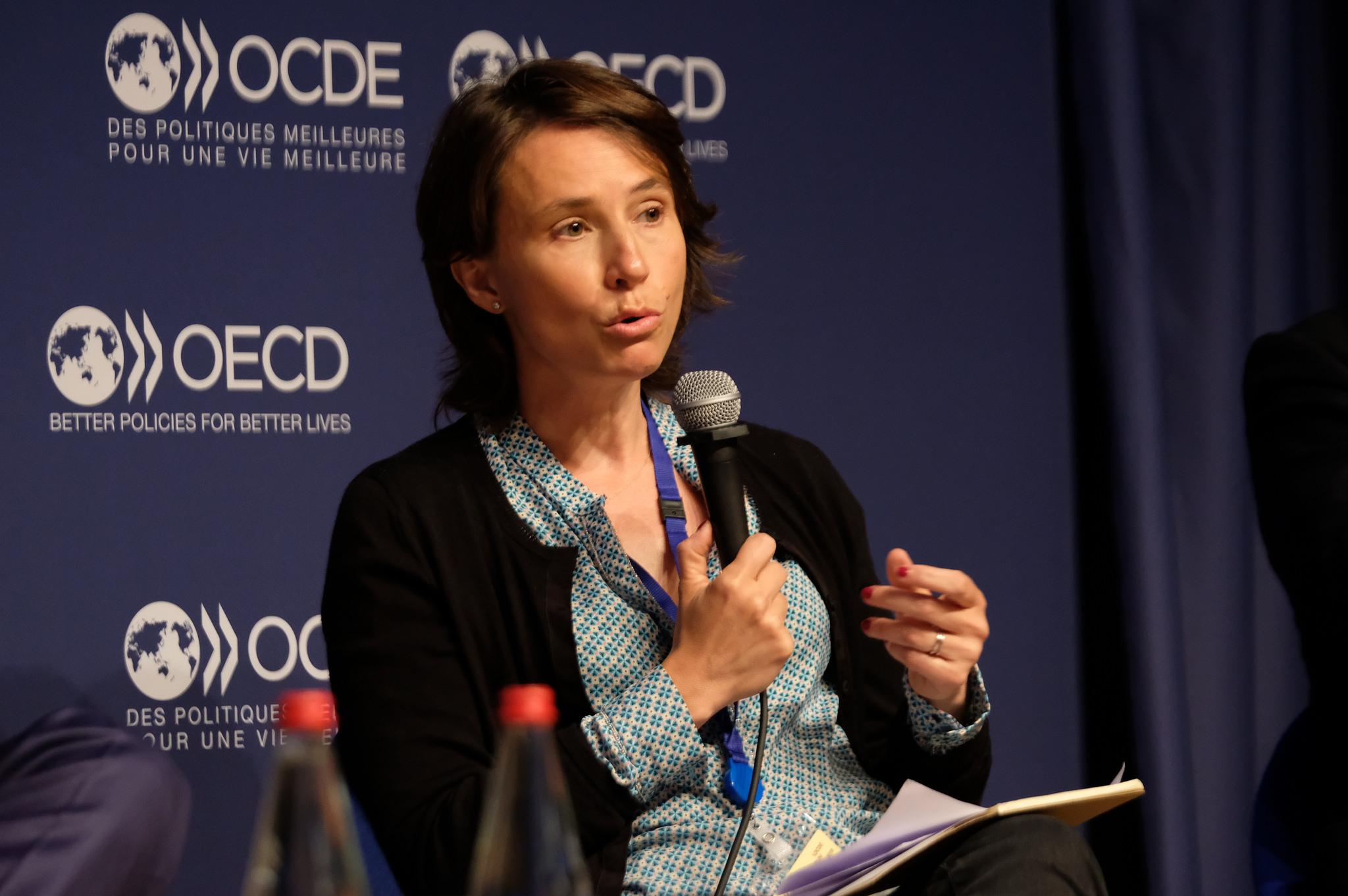 Vanessa Engel, Director, Banque Solidaire de l'Équipment