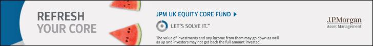 JPM UK Equity Core Fund