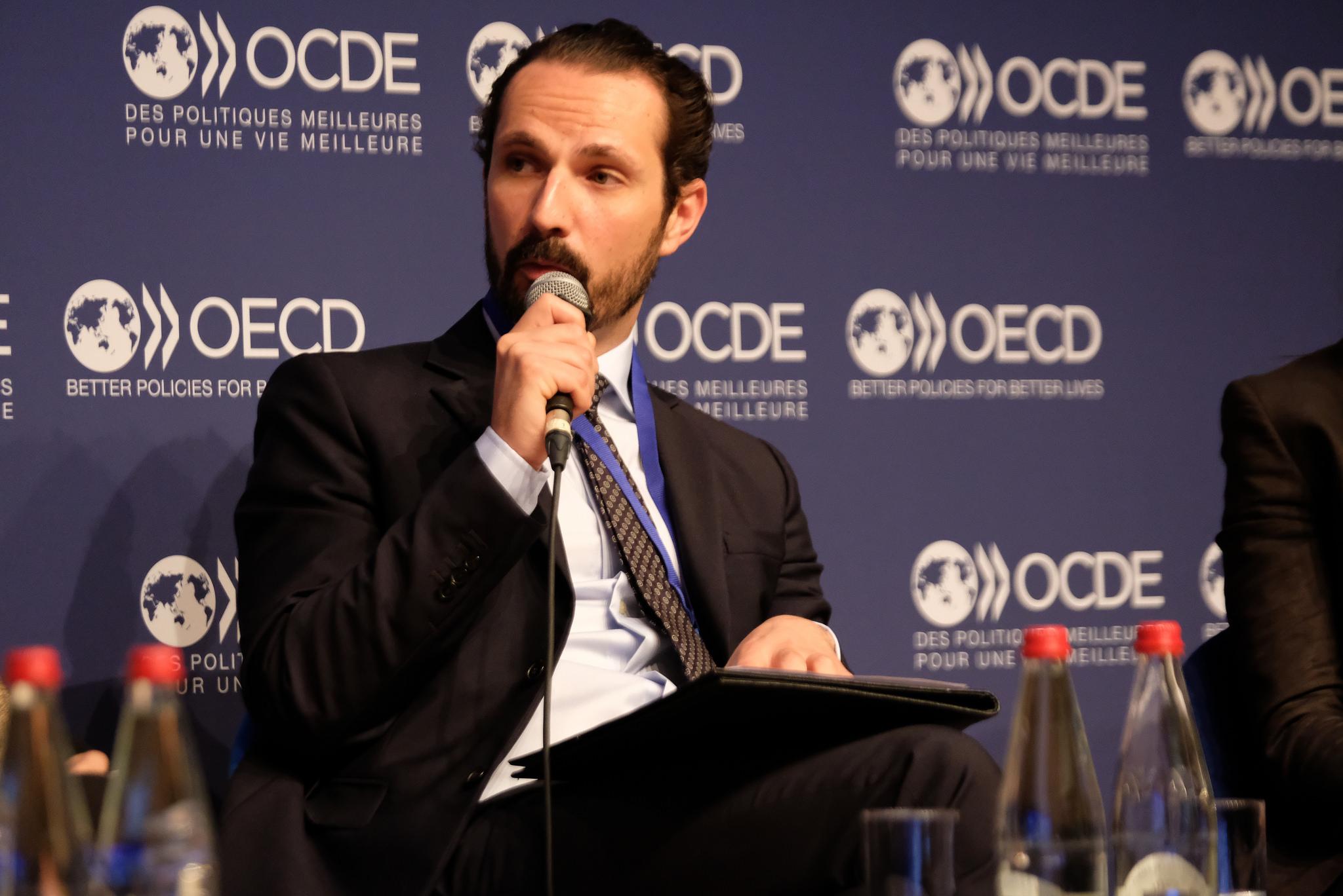 Aleph Molinari, President, Fundación Proacceso