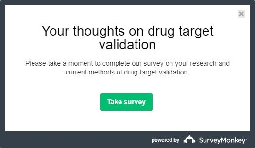 Your thoughts on drug target validation