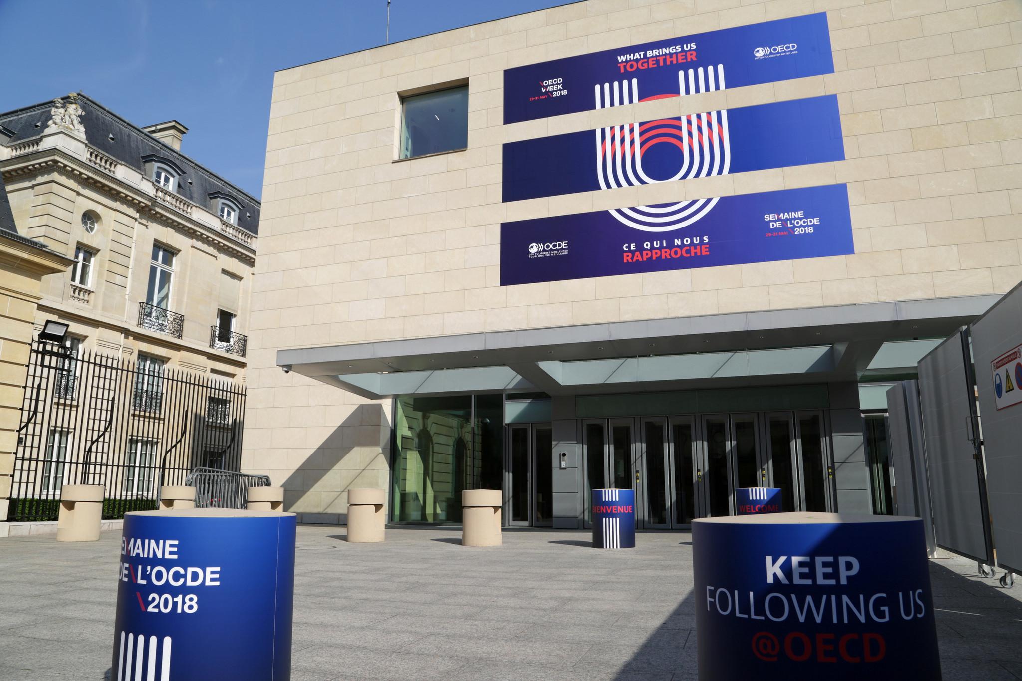 OECD Conference Centre, Paris