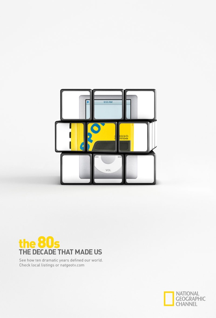 NATIONAL GEOGRAPHIC - THE 80S, 90S & 00S | The