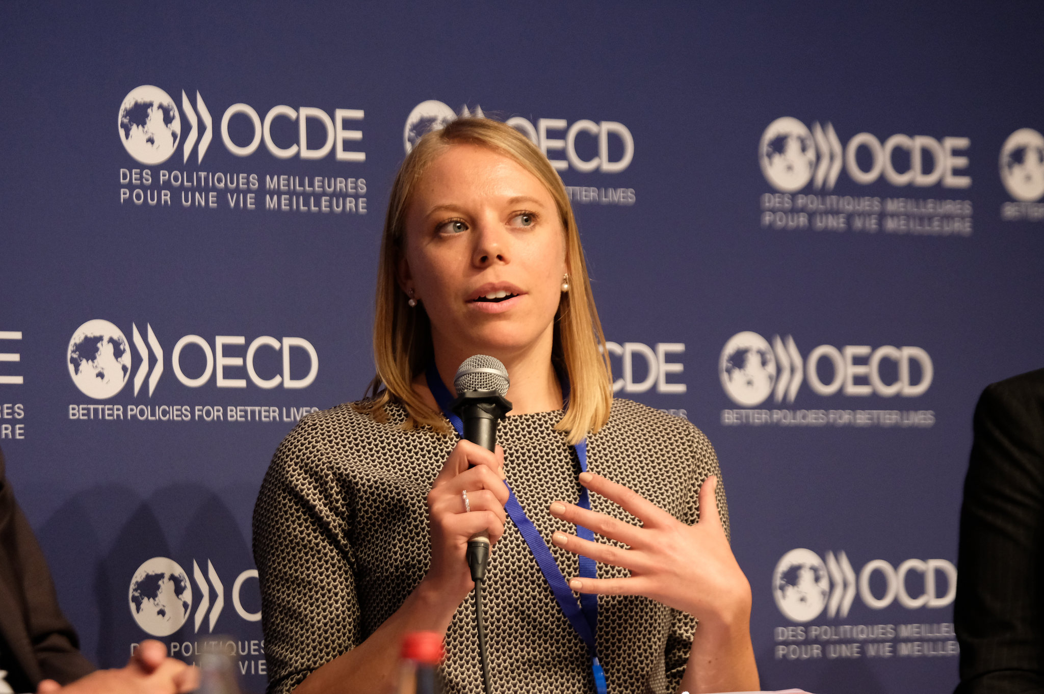 Anna Widegren, Secretary General, European Youth Forum