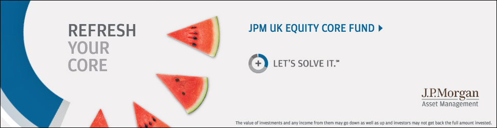 JPM UK Equity Core Fund