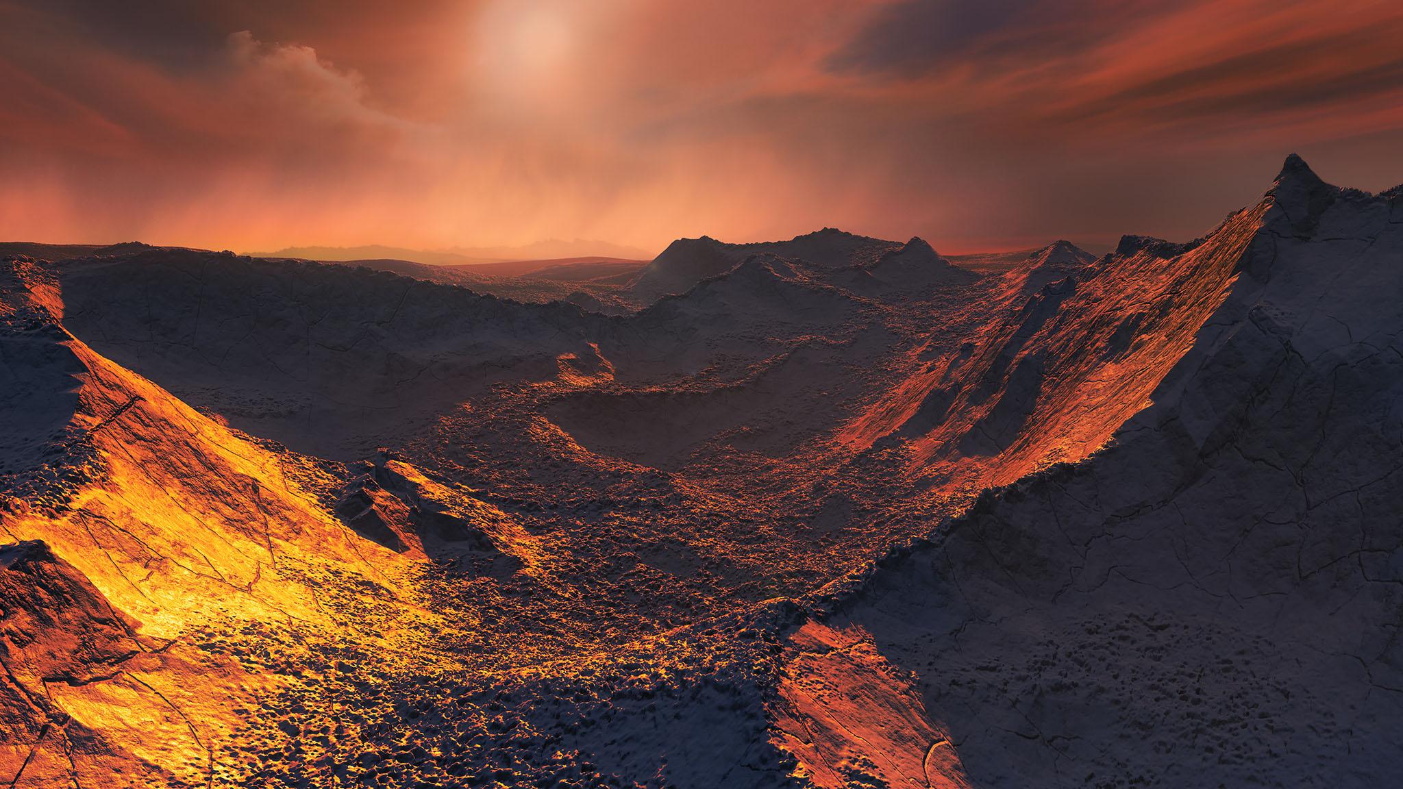 Barnard b surface