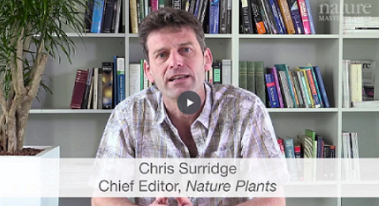 Online course from Nature editors