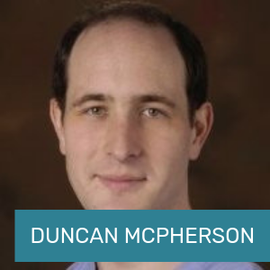 Click here to learn more about Duncan McPherson