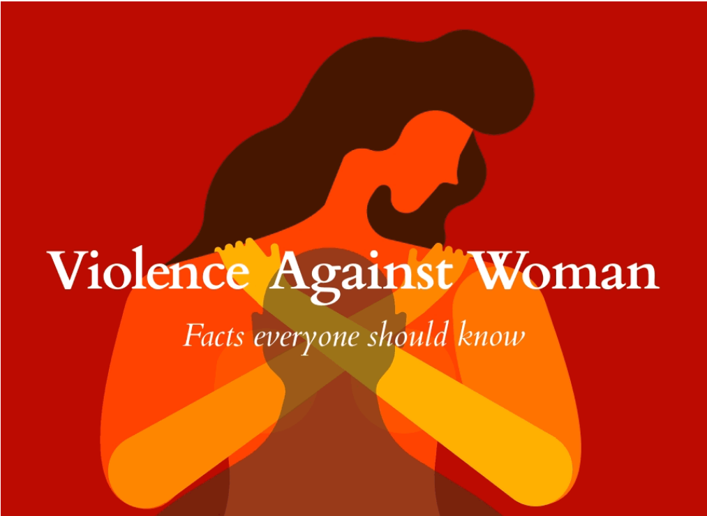 Violence against women: facts everyone should know