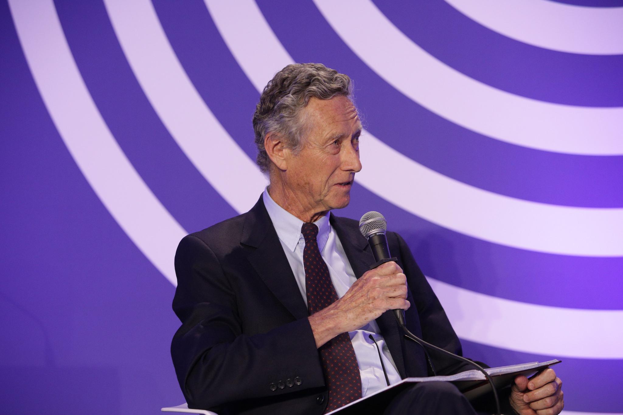Olivier Blanchard, Professor at MIT Department of Economics