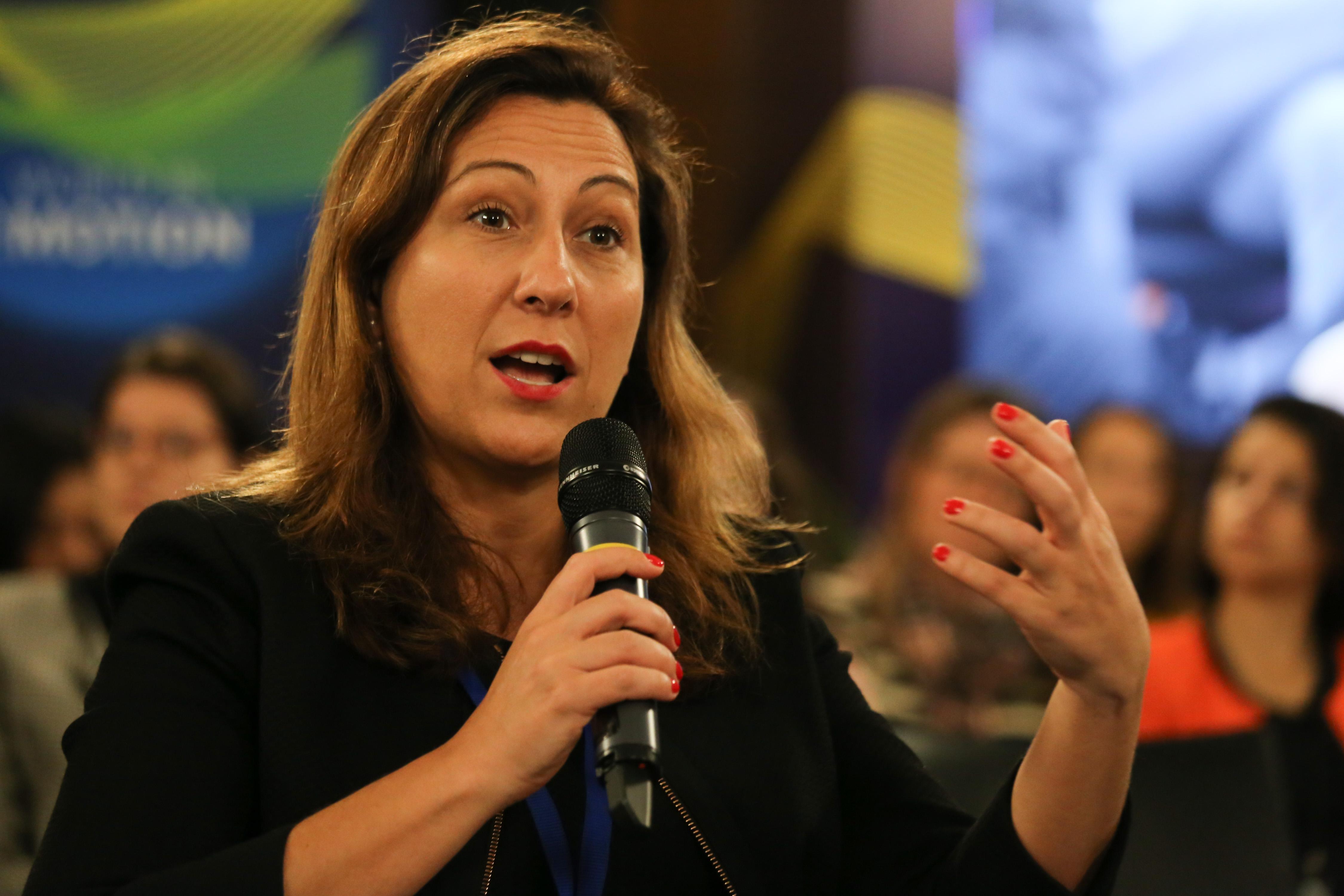 Ana Bailão, Deputy Mayor, Toronto, Canada