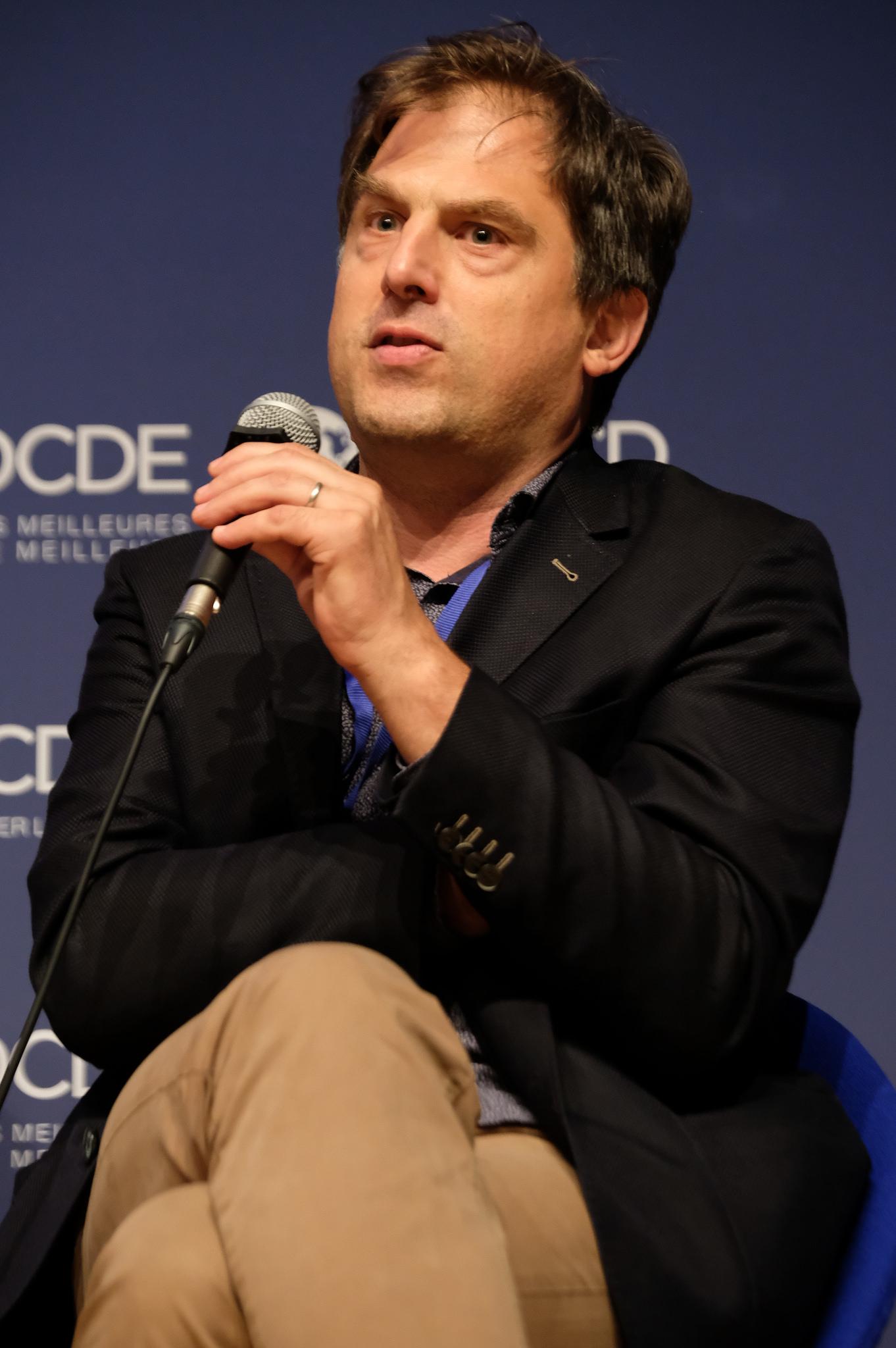 Freek Spinnewijn, Director, FEANSTA
