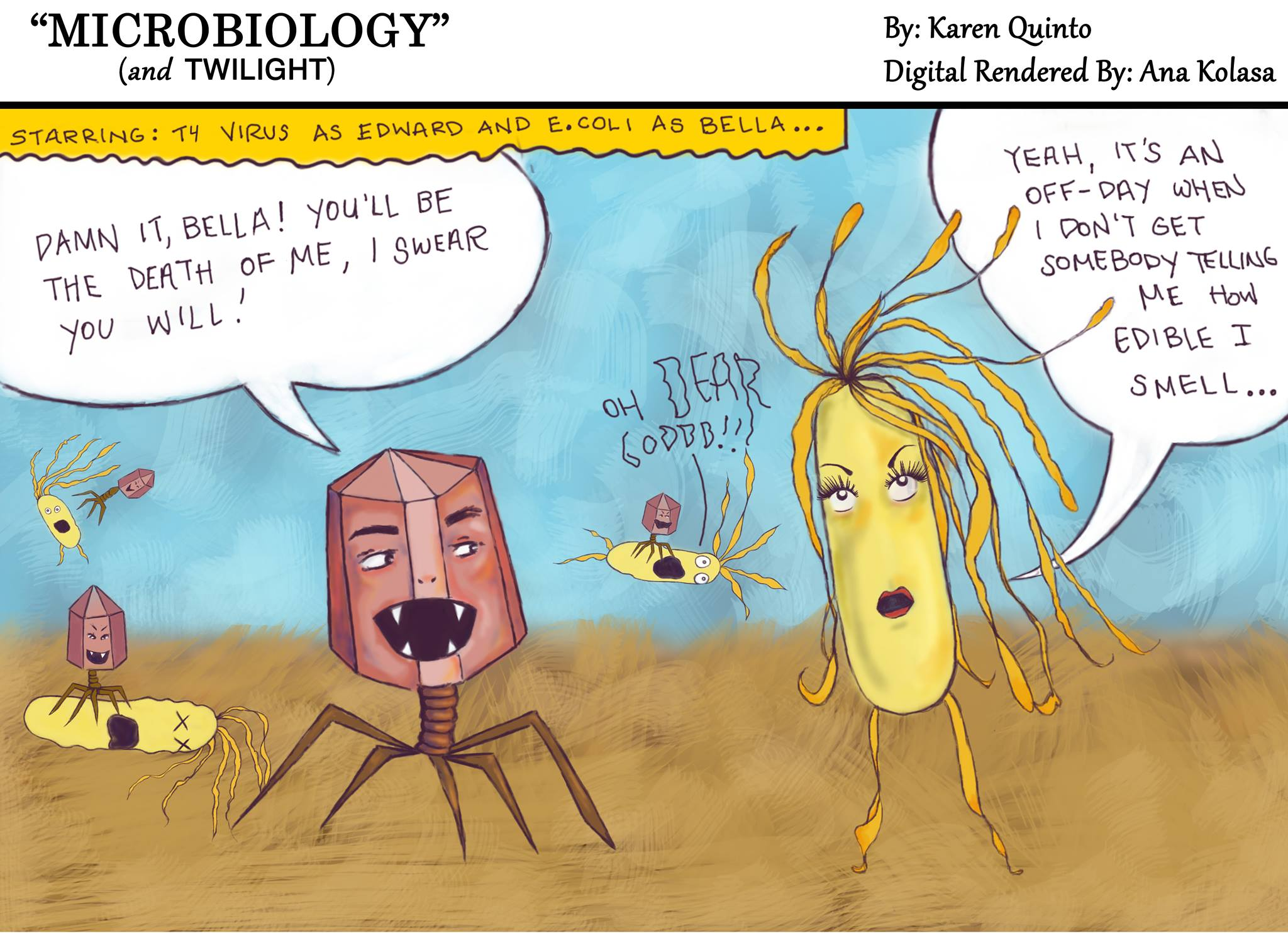 MICROBIOLOGY (and Twilight)