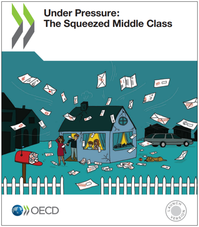 Under Pressure: The Squeezed Middle Class