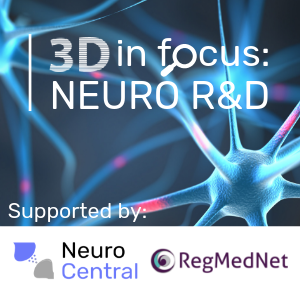 3D in focus: applications in neurology and neuroscience R&D