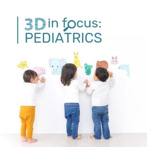 3D in focus: applications in pediatrics