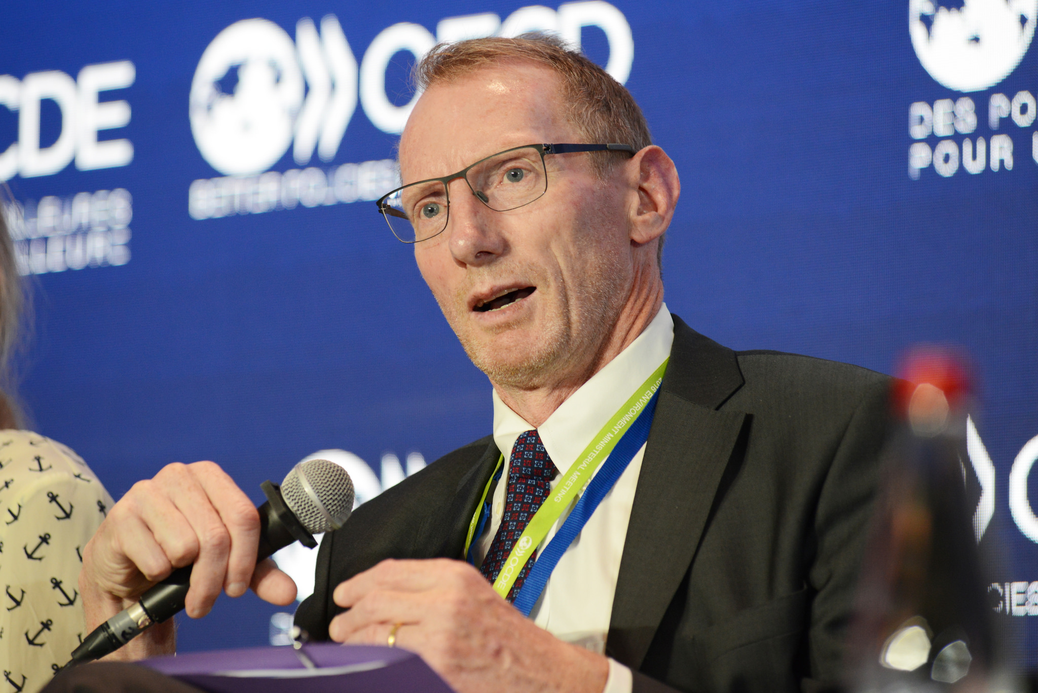 Anthony Cox, Director, OECD Environment Directorate