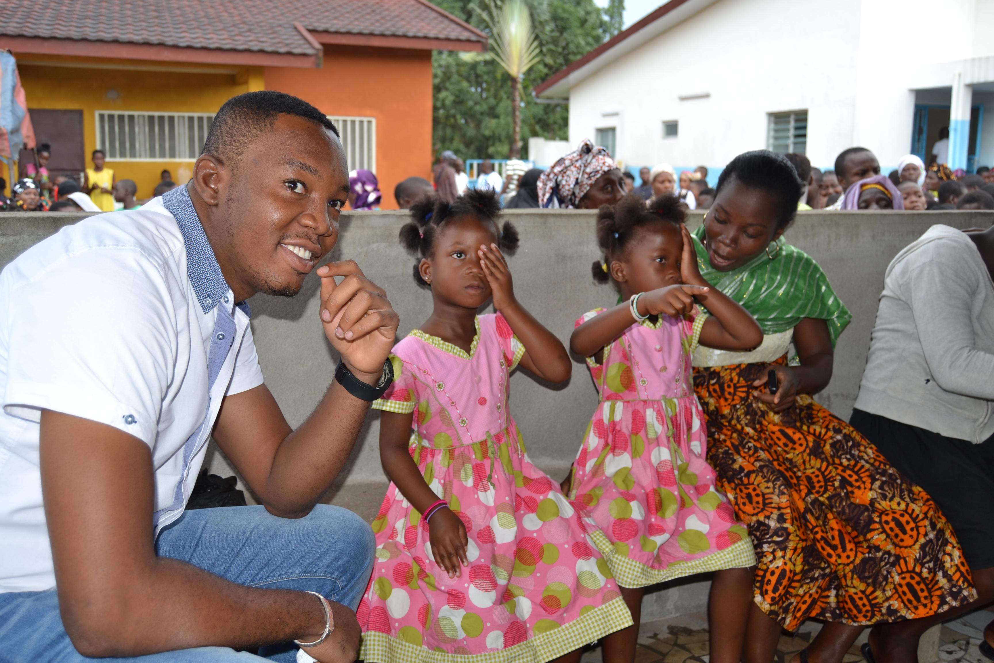 Primary eye care providers, Ivory Coast