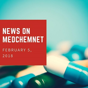 News on MedChemNet; February 5, 2018
