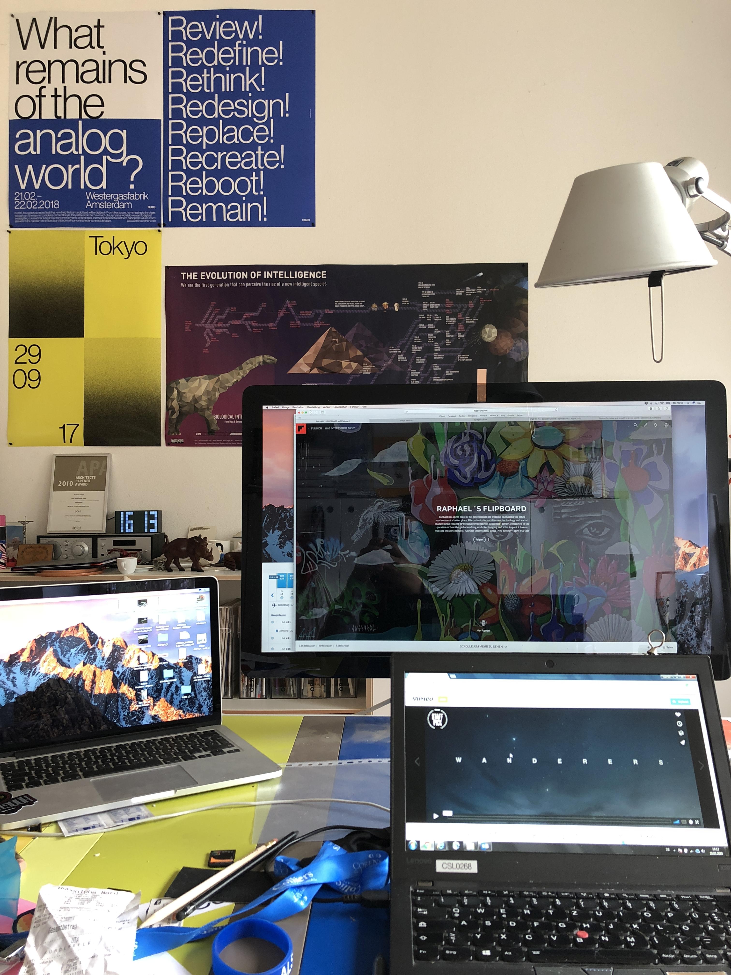 Raphael's studio