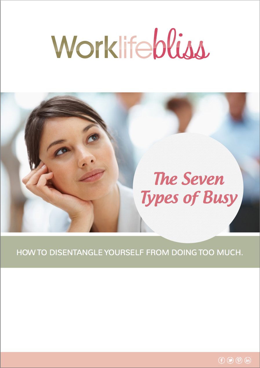 7 Types of Busy eBook