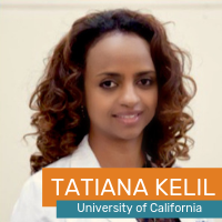 Tatiana Kelil (University of California)