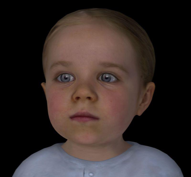 BabyX - Image Credit: Soul Machines, Ltd