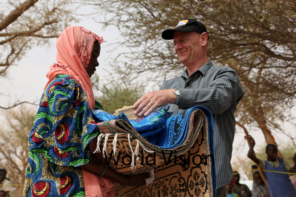 Tim Costello - World Vision