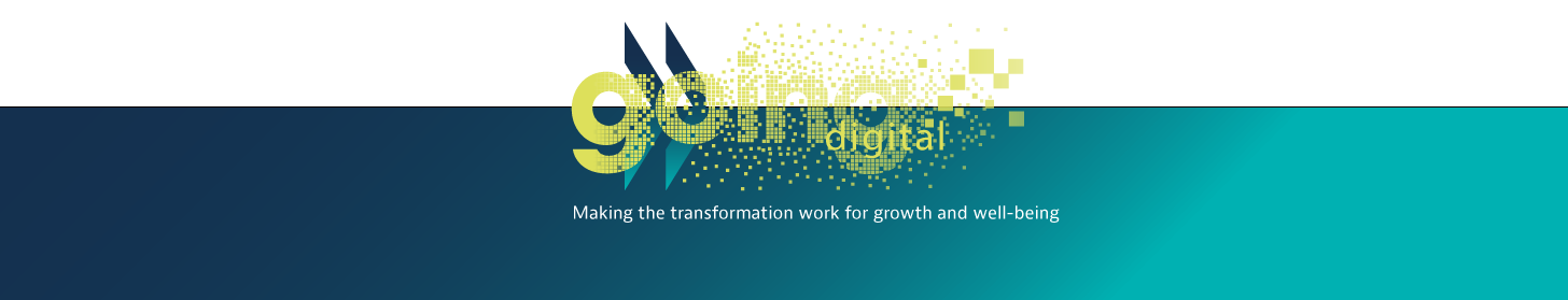 OECD's Going Digital project