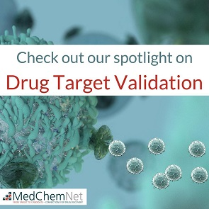 Check out our spotlight on Drug Target Validation