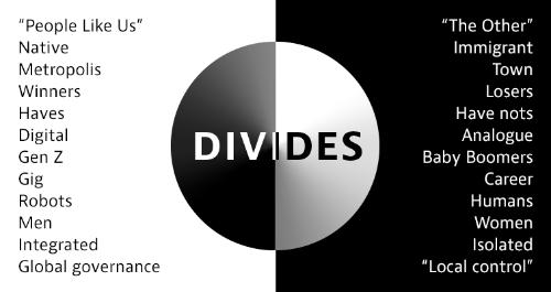 OECD Forum - bridging divides