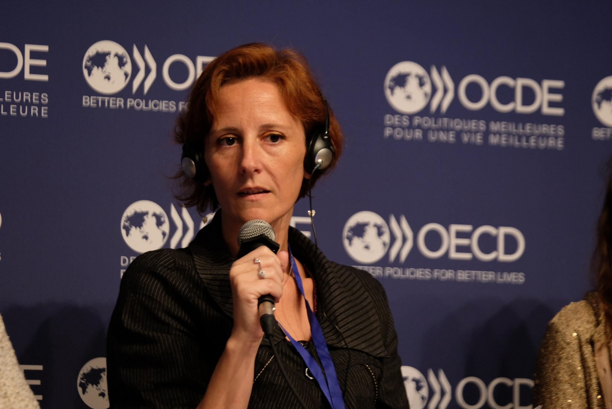 Béatrice Clicq, Confederal Secretary, Force Ouvrière, France