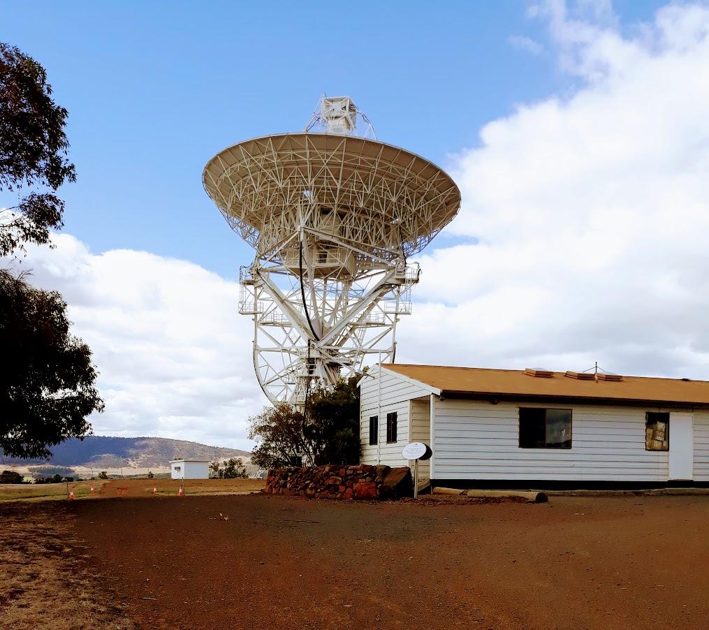 Mt Pleasant Radio Telescope