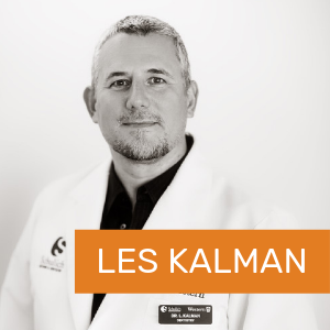 Les Kalman  Schulich School of Medicine and Dentistry