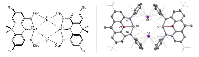 Turning Aluminium Chemistry On Its Head Nature Research Chemistry