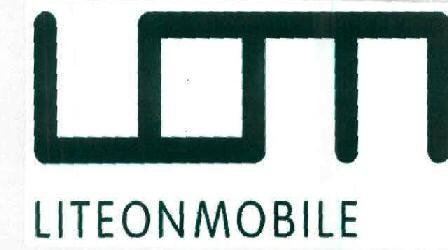LOM LITEON MOBILE (logo)