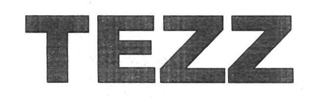 TEZZ Trademark Detail | Zauba Corp