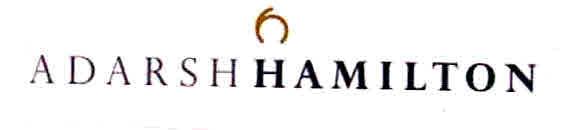 Trademarks Of Adarsh Realty And Hotels Pvt Ltd Zauba Corp