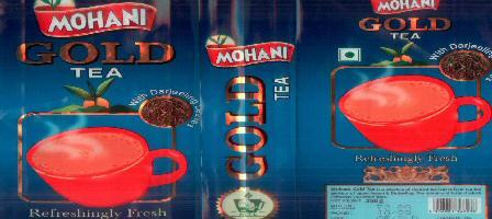 Trademarks of Mohani Tea Leaves (p) Ltd | Zauba Corp