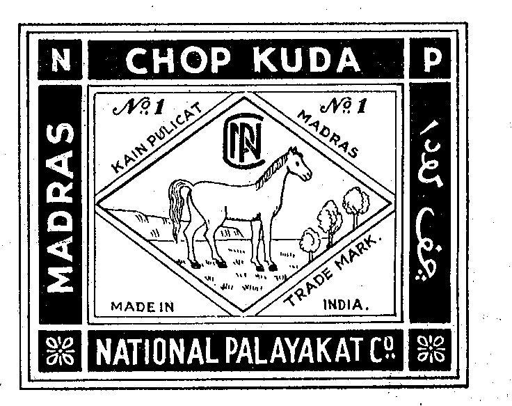 CHOP KUDA Trademark Detail | Zauba Corp