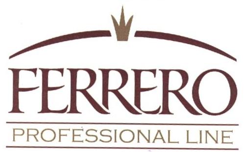FERRERO PROFESSIONAL LINE