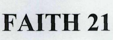 FAITH 21