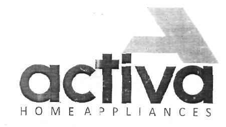 activa home applicances label